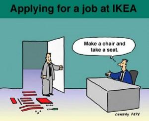 IKEA job interview 1